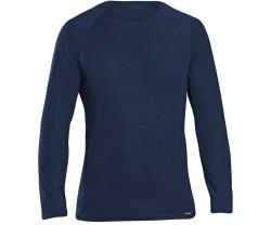 Underställ GripGrab Merino Polyfibre Long Sleeve mörkblå