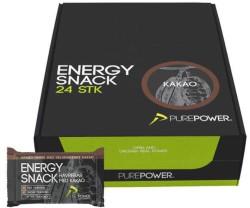 Energiapatukka Purepower Energy Snack 60 g Kaakao