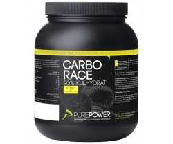 Sportdryck PurePower Carbo Race Electrolyte 1.5 kg Citrus