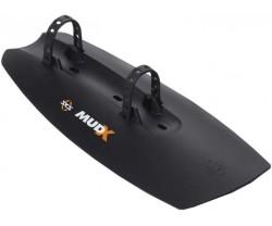 Etulokasuoja SKS Dirtboard Mud X Musta