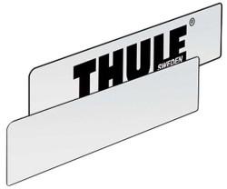 Tyhjä Rekisterikilpi Thule 9762