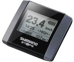 Polkupyörätietokone Shimano STePS Sc-E6000