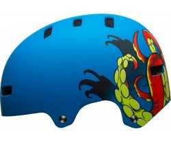 Pyöräilykypärä Bell Span Matta Force Blue Octobeast