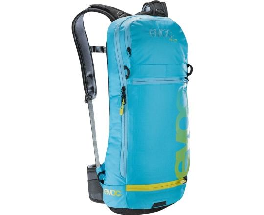 Reppu Evoc Fr Lite 10 L Small Neon Blue